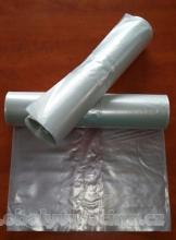 PE odpadový pytel recy průhledný - 700 x 1100 mm, 60 my