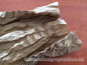 Papír prokladový,výplňový hnědý