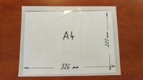 Transportní obálka A4,, balení 1000ks