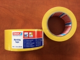 Lepící páska žlutá koridorová - 50 mm / 33 m tesaflex® 60760
