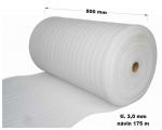 Pěnový polyetylen - 800 mm / 3 mm, návin 175 m