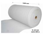 Pěnový polyetylen - 1200 mm / 2 mm, návin 250 m