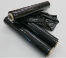 Stretch fólie ruční černá - 50cm / 23my / 2,3kg, návin 153 m