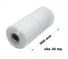 Stretch fólie strojní - 50 cm / 30 my