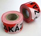 Výstražná páska - 80 mm / 250 m,