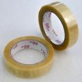PVC páska - 25 mm, transparentní