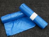 Mikrotenový sáček - 700 x 1100 mm / 0,02 modrý