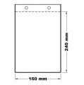 Svačinové sáčky odtrhávací - 16 x 24 cm