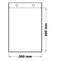 Svačinové sáčky odtrhávací - 20 x 30 cm