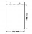 Svačinové sáčky odtrhávací - 30 x 50 cm