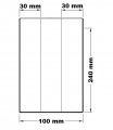 Svačinové sáčky lízací - 10+6x24