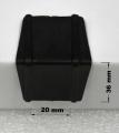 Rohy pod vázací pásky - 20mm
