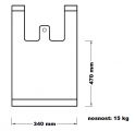 Taška mikrotenová maxi (15 kg)