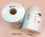 Průmyslová utěrka SONTARA EC LIGHT role, 32x42cm, 500 útr.tyrkys