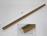 Ochranné papírové rohy - 50 x 50 x 3 mm