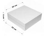 Dortová krabice 22x22x9
