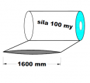 Hadice 1.A kvalita - 1600 mm / 100 my - cena za 1kg (min.odb.30kg)