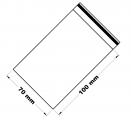 Rychlouzavírací sáček 7x10 cm 100 ks