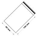 Rychlouzavírací sáček 8x12 cm 100 ks