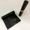 Sáček do koše - 50 x 60 cm  silné černý 28my