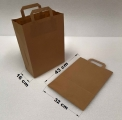 Taška papírová 32x16x43