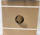 Polypropylenová vázací páska - 12 mm, síla 0,50, návin 1000 m